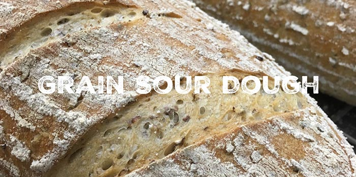 Sourdough – Grain