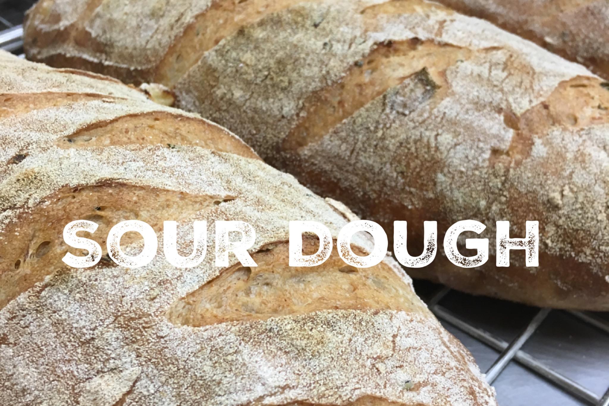 Sourdough – White